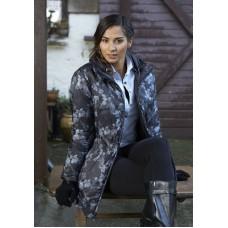 Женская зимняя двусторонняя куртка CJC (Дания)