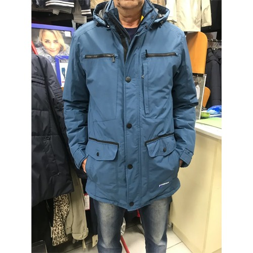 Мужская куртка с капюшоном SCANNDI FINLAND (Финляндия)